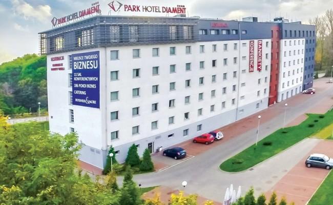 Park Hotel Diament Katowice2